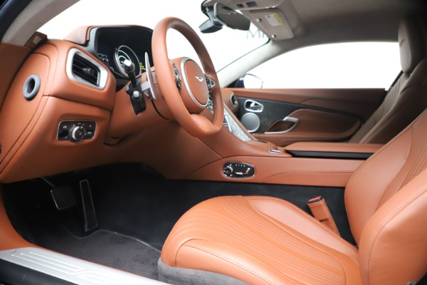 Used 2020 Aston Martin DB11 V8 Coupe for sale $199,990 at Alfa Romeo of Westport in Westport CT 06880 15