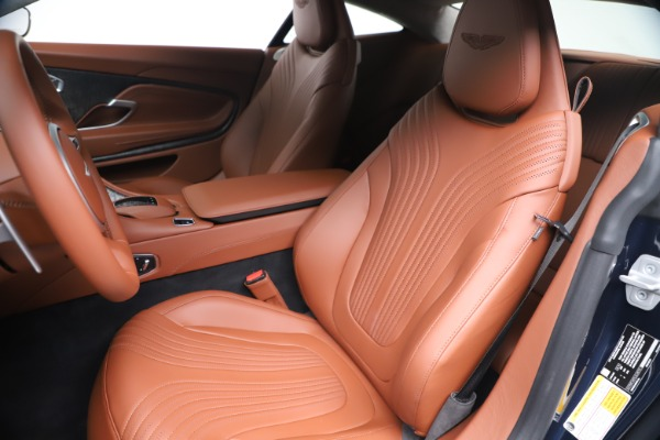Used 2020 Aston Martin DB11 V8 Coupe for sale $199,990 at Alfa Romeo of Westport in Westport CT 06880 16