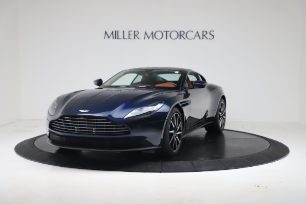Used 2020 Aston Martin DB11 V8 Coupe for sale $195,750 at Alfa Romeo of Westport in Westport CT 06880 2