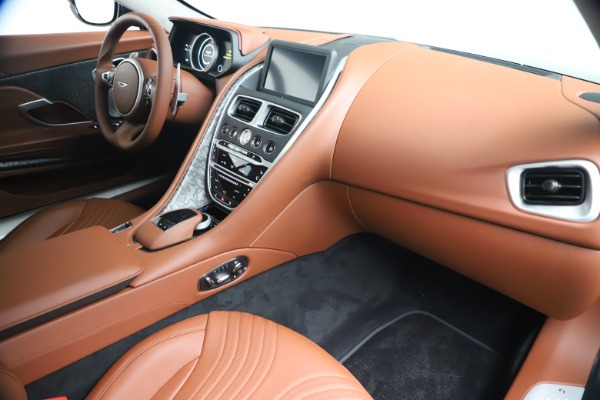Used 2020 Aston Martin DB11 V8 Coupe for sale $199,990 at Alfa Romeo of Westport in Westport CT 06880 20