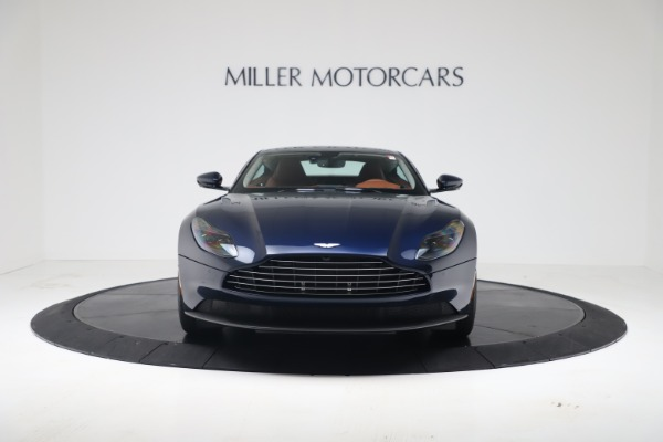 New 2020 Aston Martin DB11 V8 Coupe for sale $231,691 at Alfa Romeo of Westport in Westport CT 06880 3
