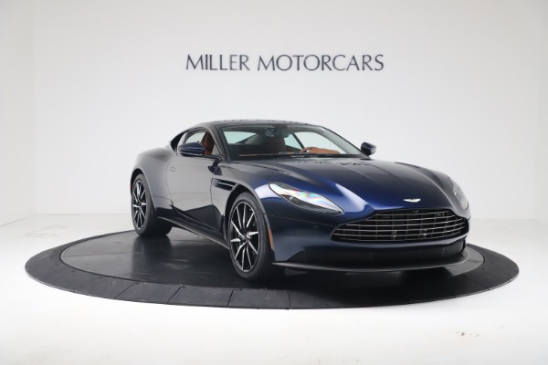 New 2020 Aston Martin DB11 V8 Coupe for sale $231,691 at Alfa Romeo of Westport in Westport CT 06880 4