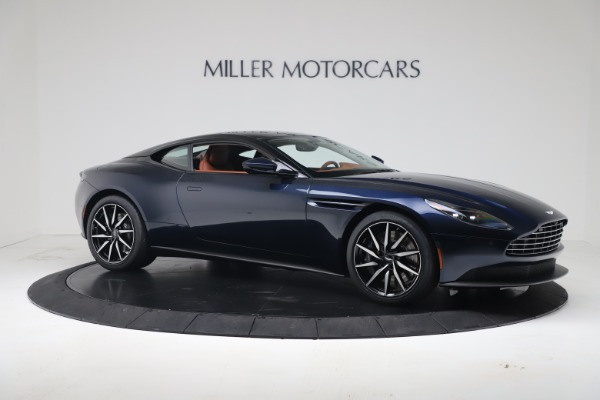 New 2020 Aston Martin DB11 V8 Coupe for sale $231,691 at Alfa Romeo of Westport in Westport CT 06880 5