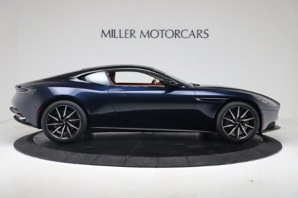 New 2020 Aston Martin DB11 V8 Coupe for sale $231,691 at Alfa Romeo of Westport in Westport CT 06880 6
