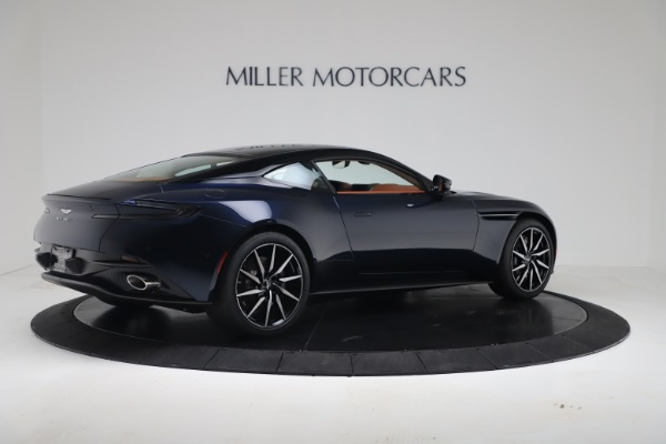 Used 2020 Aston Martin DB11 V8 Coupe for sale $199,990 at Alfa Romeo of Westport in Westport CT 06880 7