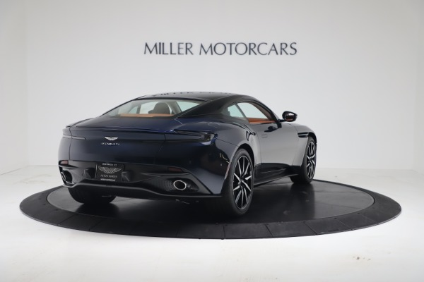 New 2020 Aston Martin DB11 V8 Coupe for sale $231,691 at Alfa Romeo of Westport in Westport CT 06880 8