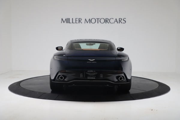 Used 2020 Aston Martin DB11 V8 Coupe for sale $195,750 at Alfa Romeo of Westport in Westport CT 06880 9