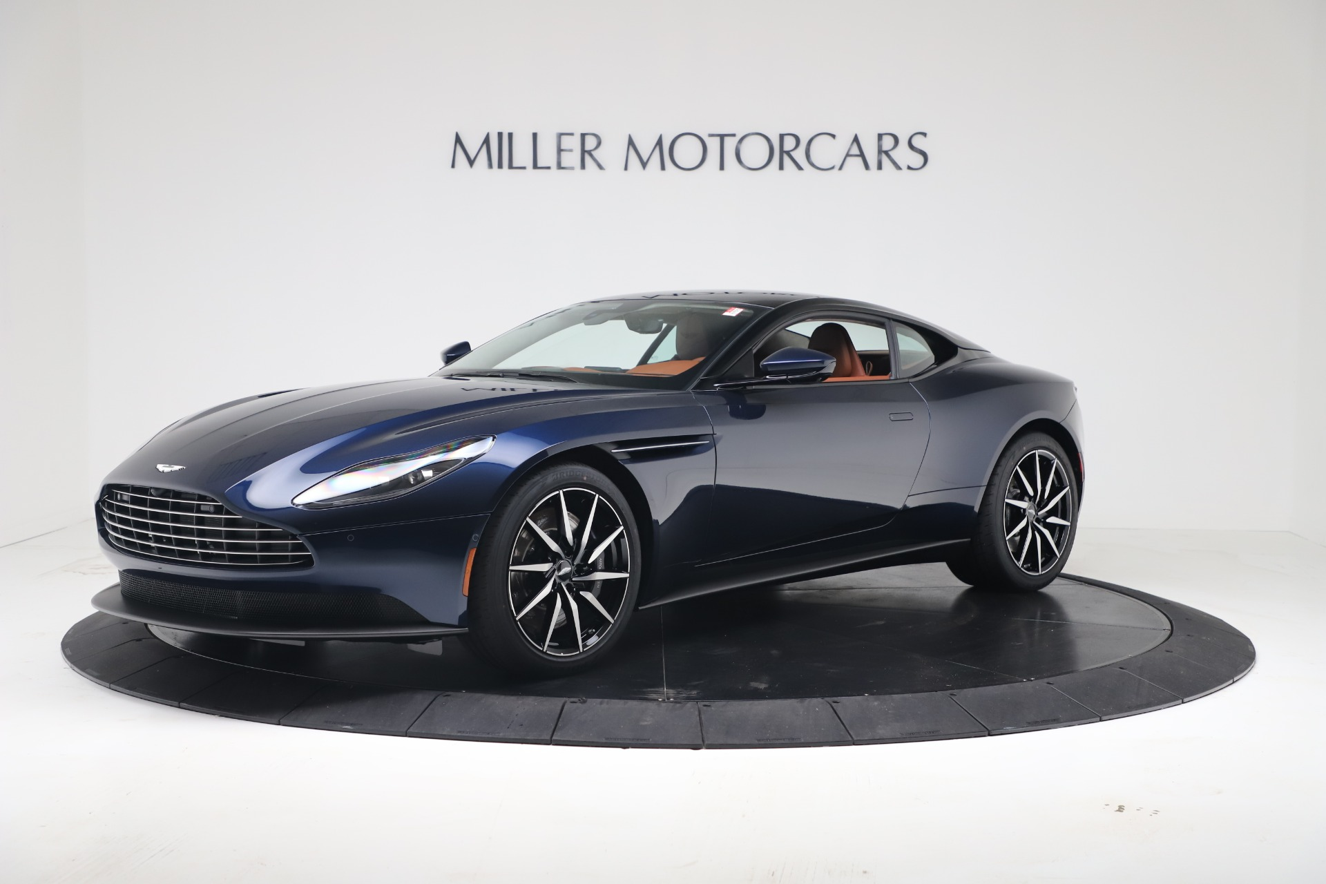 Used 2020 Aston Martin DB11 V8 Coupe for sale $195,750 at Alfa Romeo of Westport in Westport CT 06880 1