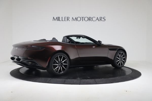 Used 2020 Aston Martin DB11 Volante Convertible for sale Call for price at Alfa Romeo of Westport in Westport CT 06880 10