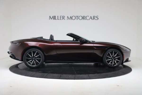 Used 2020 Aston Martin DB11 Volante Convertible for sale Call for price at Alfa Romeo of Westport in Westport CT 06880 11