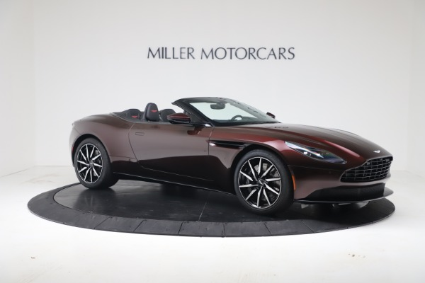 Used 2020 Aston Martin DB11 Volante Convertible for sale Call for price at Alfa Romeo of Westport in Westport CT 06880 12