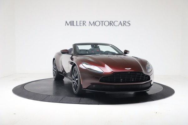 Used 2020 Aston Martin DB11 Volante Convertible for sale Call for price at Alfa Romeo of Westport in Westport CT 06880 13