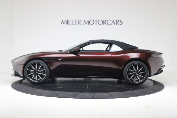 Used 2020 Aston Martin DB11 Volante Convertible for sale Call for price at Alfa Romeo of Westport in Westport CT 06880 14