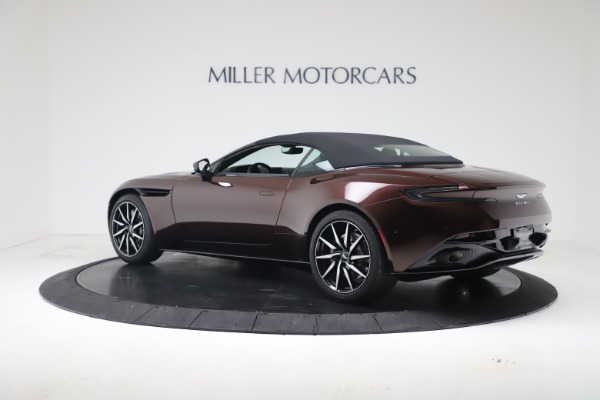 Used 2020 Aston Martin DB11 Volante Convertible for sale Call for price at Alfa Romeo of Westport in Westport CT 06880 15
