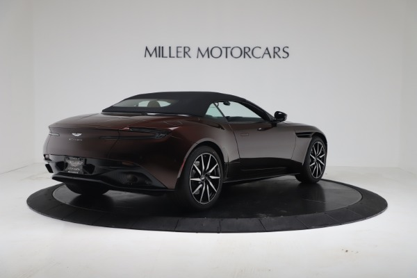 Used 2020 Aston Martin DB11 Volante Convertible for sale Call for price at Alfa Romeo of Westport in Westport CT 06880 16