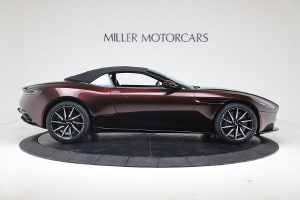 Used 2020 Aston Martin DB11 Volante Convertible for sale Call for price at Alfa Romeo of Westport in Westport CT 06880 17