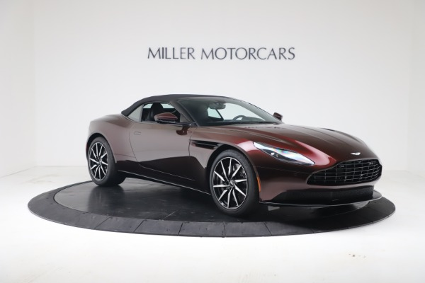 Used 2020 Aston Martin DB11 Volante Convertible for sale Sold at Alfa Romeo of Westport in Westport CT 06880 18