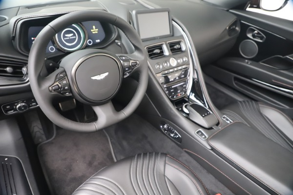 Used 2020 Aston Martin DB11 Volante Convertible for sale Sold at Alfa Romeo of Westport in Westport CT 06880 19