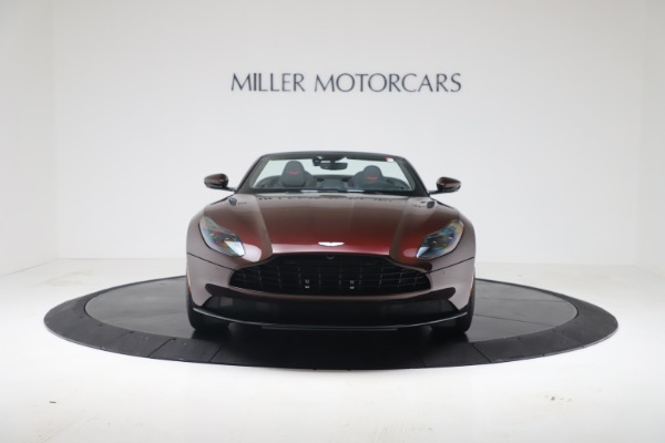 Used 2020 Aston Martin DB11 Volante Convertible for sale Sold at Alfa Romeo of Westport in Westport CT 06880 2