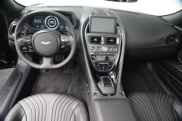 Used 2020 Aston Martin DB11 Volante Convertible for sale Call for price at Alfa Romeo of Westport in Westport CT 06880 23