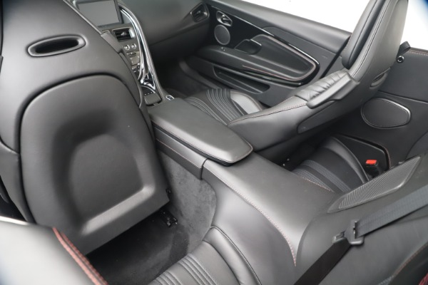 Used 2020 Aston Martin DB11 Volante Convertible for sale Call for price at Alfa Romeo of Westport in Westport CT 06880 25