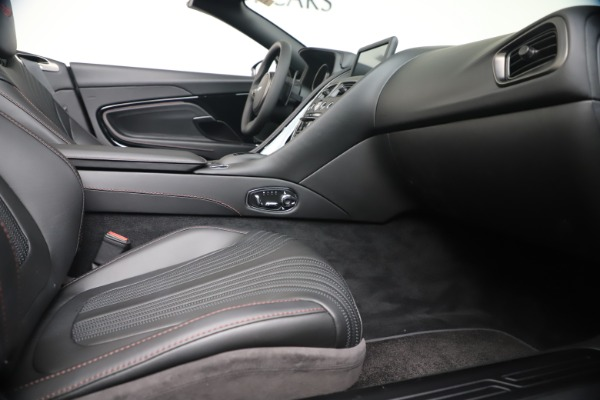 Used 2020 Aston Martin DB11 Volante Convertible for sale Call for price at Alfa Romeo of Westport in Westport CT 06880 28