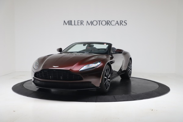 Used 2020 Aston Martin DB11 Volante Convertible for sale Call for price at Alfa Romeo of Westport in Westport CT 06880 3