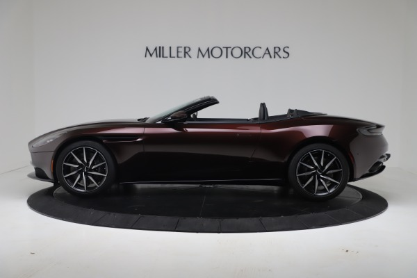 Used 2020 Aston Martin DB11 Volante Convertible for sale Call for price at Alfa Romeo of Westport in Westport CT 06880 5