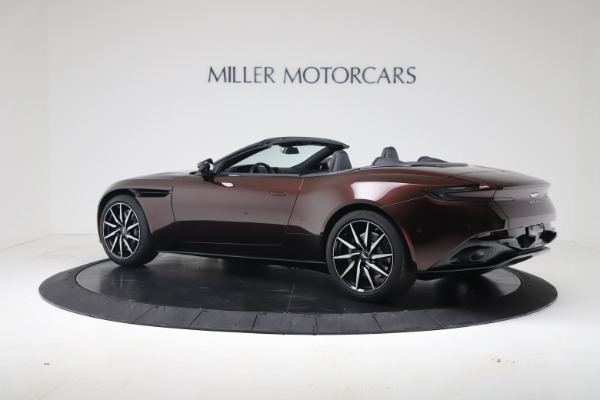 Used 2020 Aston Martin DB11 Volante Convertible for sale Sold at Alfa Romeo of Westport in Westport CT 06880 6
