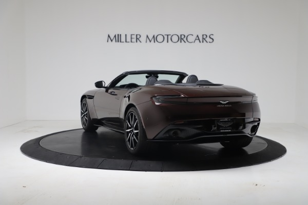 Used 2020 Aston Martin DB11 Volante Convertible for sale Call for price at Alfa Romeo of Westport in Westport CT 06880 7
