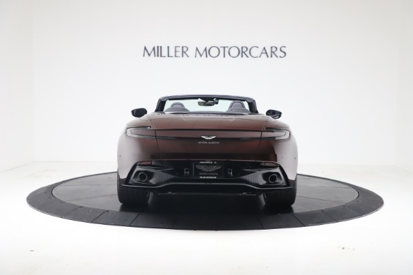 Used 2020 Aston Martin DB11 Volante Convertible for sale Call for price at Alfa Romeo of Westport in Westport CT 06880 8