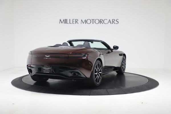 Used 2020 Aston Martin DB11 Volante Convertible for sale Sold at Alfa Romeo of Westport in Westport CT 06880 9