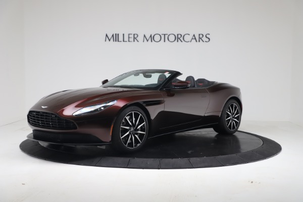 Used 2020 Aston Martin DB11 Volante Convertible for sale Call for price at Alfa Romeo of Westport in Westport CT 06880 1