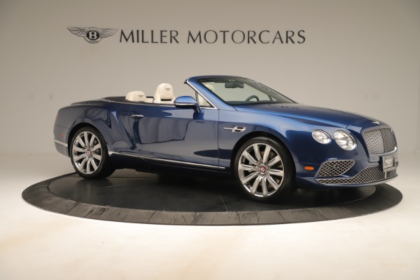 Used 2017 Bentley Continental GTC V8 for sale $152,900 at Alfa Romeo of Westport in Westport CT 06880 10