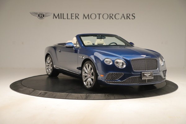 Used 2017 Bentley Continental GTC V8 for sale $152,900 at Alfa Romeo of Westport in Westport CT 06880 11