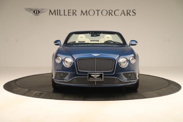 Used 2017 Bentley Continental GTC V8 for sale $152,900 at Alfa Romeo of Westport in Westport CT 06880 12