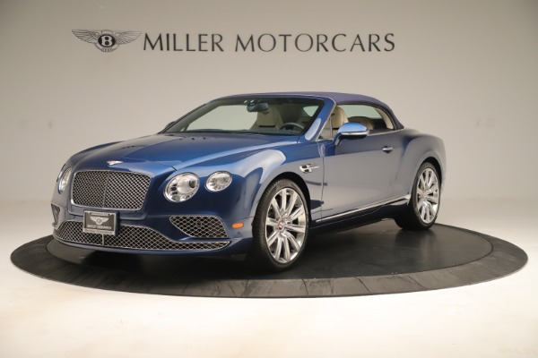 Used 2017 Bentley Continental GTC V8 for sale $152,900 at Alfa Romeo of Westport in Westport CT 06880 13