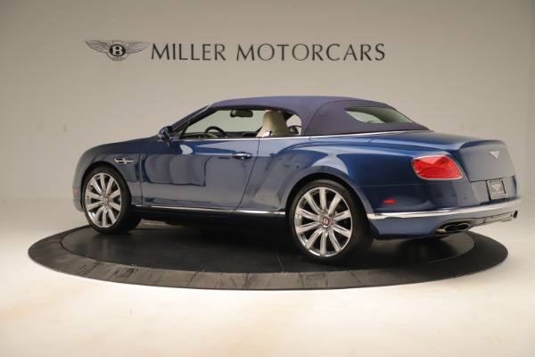 Used 2017 Bentley Continental GTC V8 for sale $152,900 at Alfa Romeo of Westport in Westport CT 06880 15