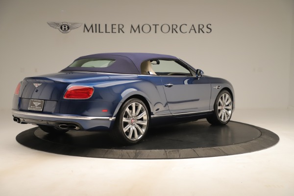 Used 2017 Bentley Continental GTC V8 for sale $152,900 at Alfa Romeo of Westport in Westport CT 06880 16