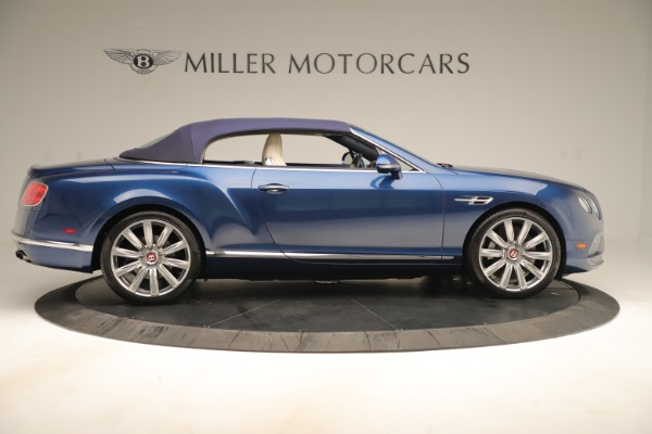 Used 2017 Bentley Continental GTC V8 for sale $152,900 at Alfa Romeo of Westport in Westport CT 06880 17