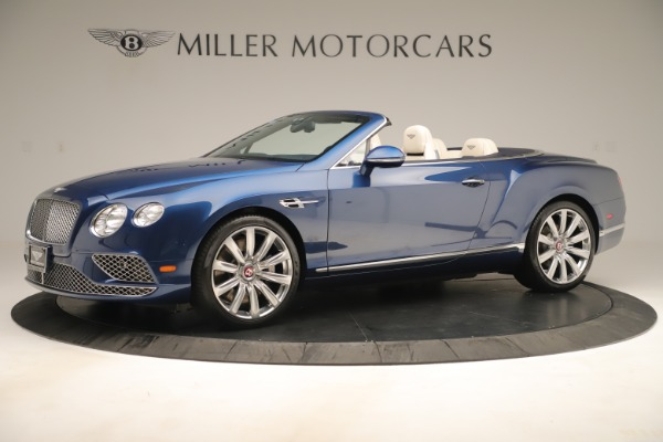 Used 2017 Bentley Continental GTC V8 for sale $152,900 at Alfa Romeo of Westport in Westport CT 06880 2