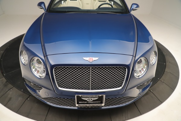 Used 2017 Bentley Continental GTC V8 for sale $152,900 at Alfa Romeo of Westport in Westport CT 06880 20