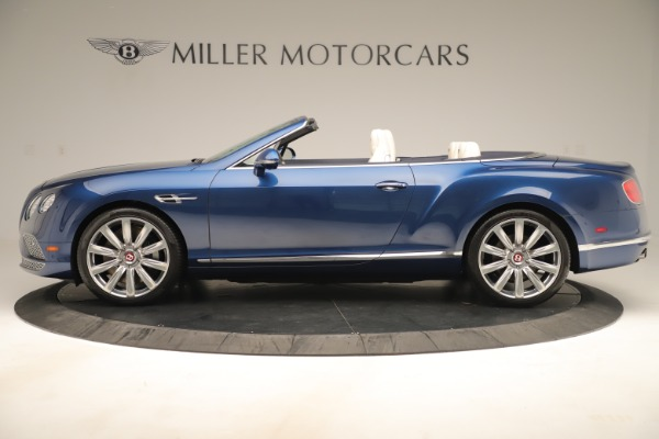 Used 2017 Bentley Continental GTC V8 for sale $152,900 at Alfa Romeo of Westport in Westport CT 06880 3
