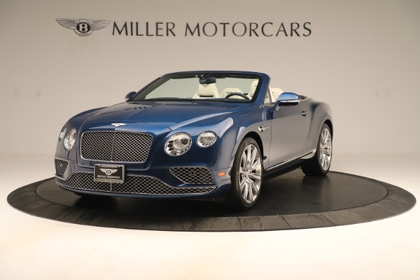 Used 2017 Bentley Continental GTC V8 for sale $152,900 at Alfa Romeo of Westport in Westport CT 06880 1