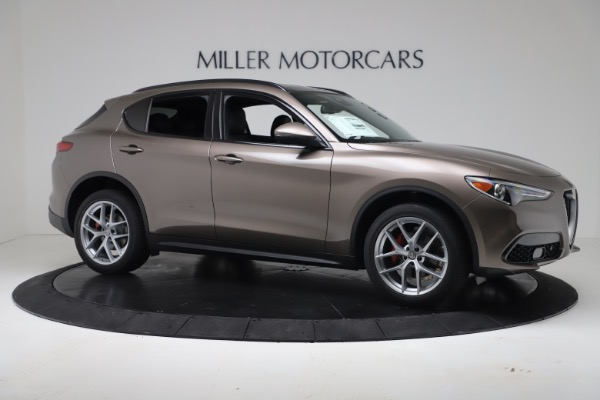 New 2019 Alfa Romeo Stelvio Ti Sport Q4 for sale $55,090 at Alfa Romeo of Westport in Westport CT 06880 10
