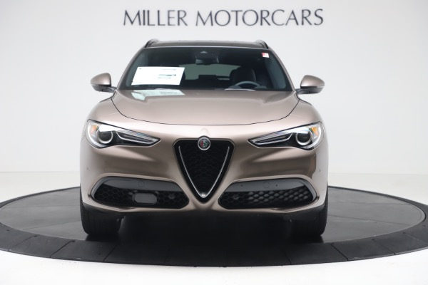 New 2019 Alfa Romeo Stelvio Ti Sport Q4 for sale $55,090 at Alfa Romeo of Westport in Westport CT 06880 12