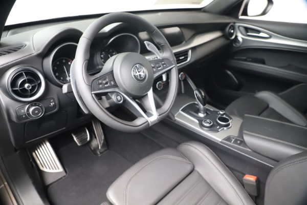 New 2019 Alfa Romeo Stelvio Ti Sport Q4 for sale $55,090 at Alfa Romeo of Westport in Westport CT 06880 13