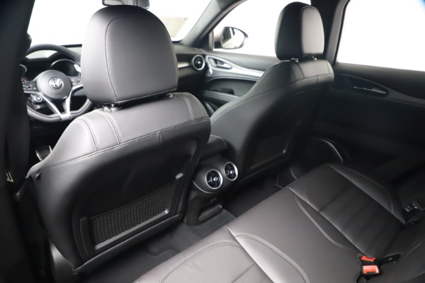 New 2019 Alfa Romeo Stelvio Ti Sport Q4 for sale $55,090 at Alfa Romeo of Westport in Westport CT 06880 20