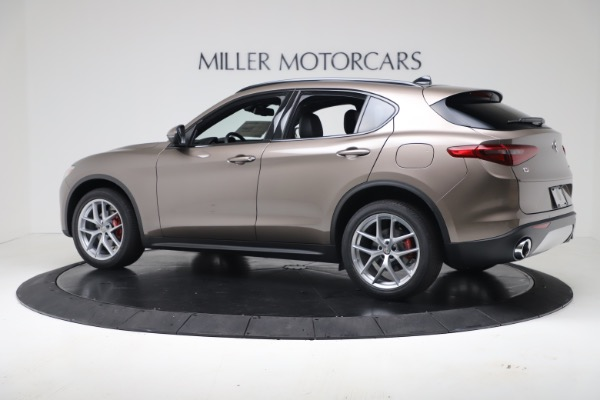 New 2019 Alfa Romeo Stelvio Ti Sport Q4 for sale $55,090 at Alfa Romeo of Westport in Westport CT 06880 4
