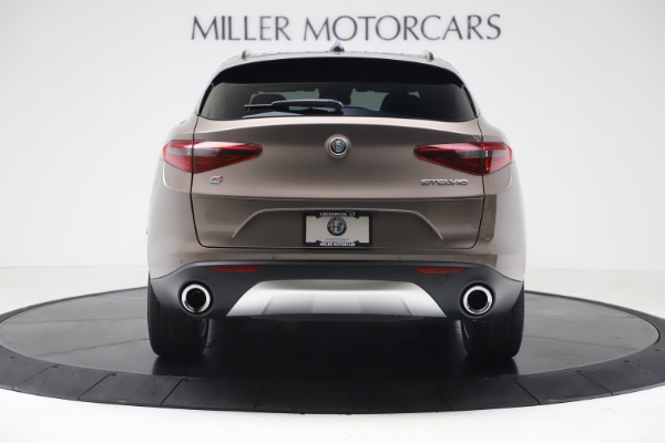 New 2019 Alfa Romeo Stelvio Ti Sport Q4 for sale $55,090 at Alfa Romeo of Westport in Westport CT 06880 6